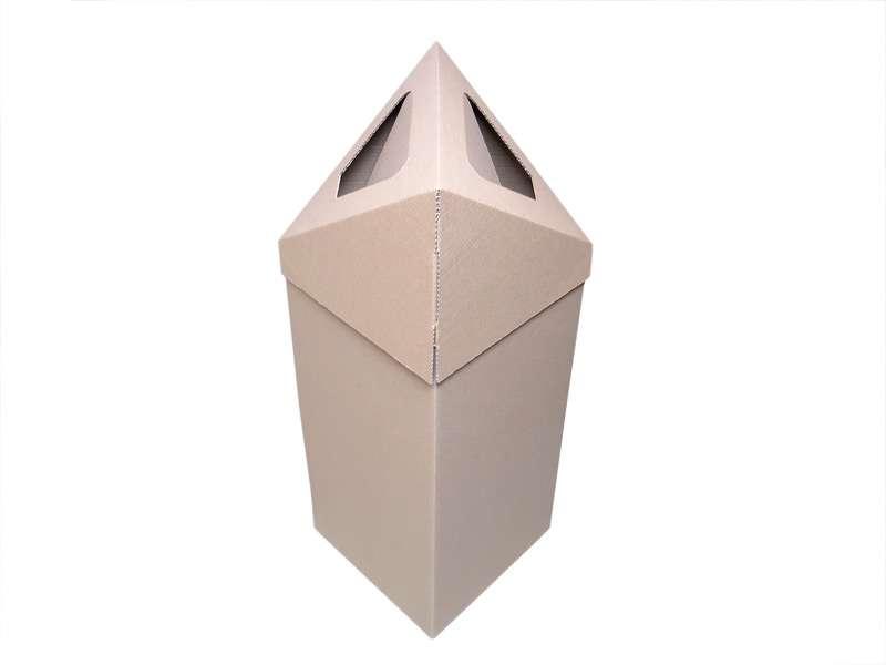 Kutija za odlaganje starog papira