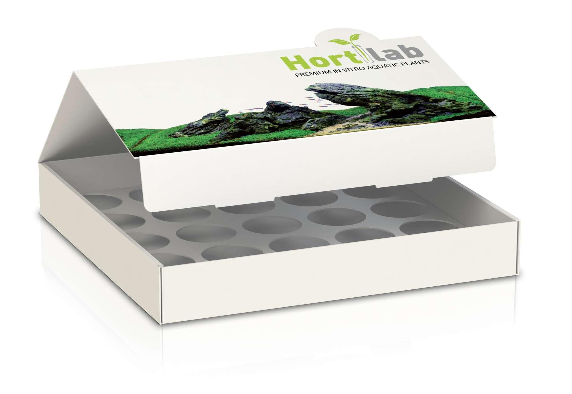 Shelf ready kutija Hortilab